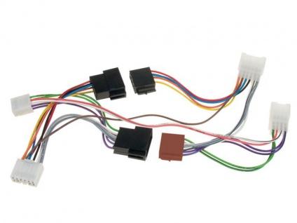MUSWAY plug&play Anschlußkabel MPK 10 Anschlusskabel Toyota Peugeot und Citroën