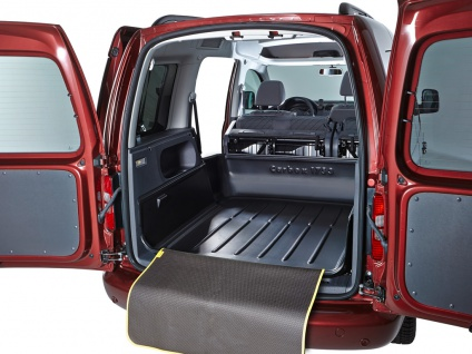 Carbox CLASSIC Kofferraumwanne Peugeot Partner Kastenw Tepee Citroen Berlingo - Vorschau 4