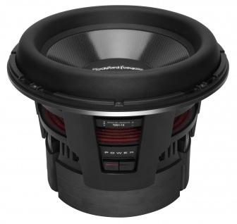 ROCKFORD FOSGATE POWER Subwoofer T2S1-13 33cm Subwoofer Bassbox 4000 Watt
