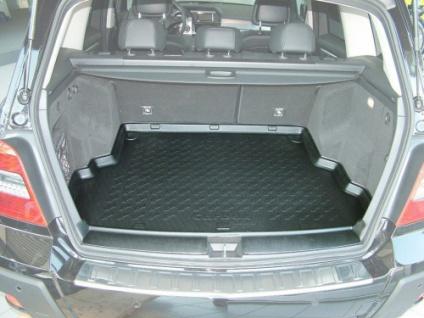 Carbox FORM Kofferraumwanne Laderaumwanne Kofferraummatte Mercedes GLK