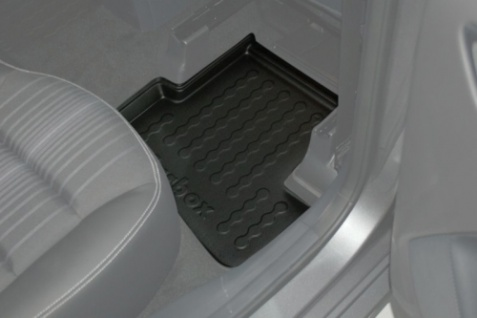 Carbox FLOOR Fußraumschale Gummimatte Fußmatte Mercedes B-Klasse hinten rechts