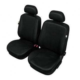 PKW Schonbezug Sitzbezug Sitzbezüge Auto-Sitzbezug Opel Agila ->2002