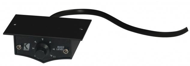 KICKER Kabel-Fernbedienung für BX Amps BXRC Passend für alle Kicker BX Amps