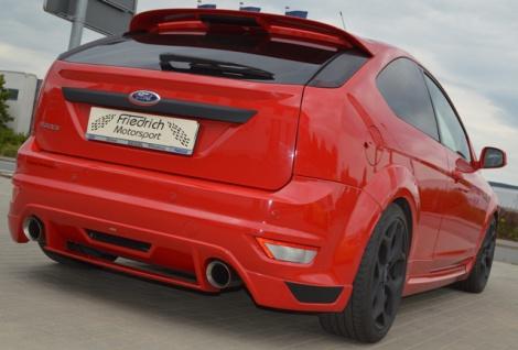 Friedrich Motorsport 3 Zoll Duplex Auspuff Anlage Ford Focus II DA3 ST ab Bj. 05 - Vorschau 2
