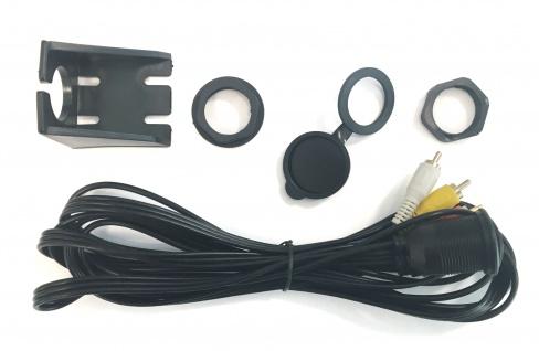 ESX USB Einbausatz VNA-USB-DUC Universal Einbausatz USB und 3, 5 mm Buchse