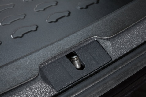 Carbox FORM Kofferraumwanne15 Mercedes A-Klasse W176 mit hohem Ladeboden - Vorschau 5
