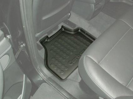 Carbox FLOOR Fußraumschale Gummimatte Fußmatte BMW X3 F25 hinten links