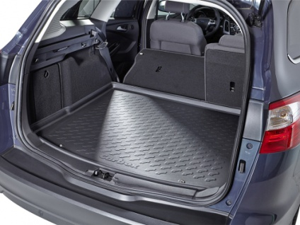 Carbox FORM Kofferraumwanne Mercedes G-Klasse W463 3 Türer 5-Türer