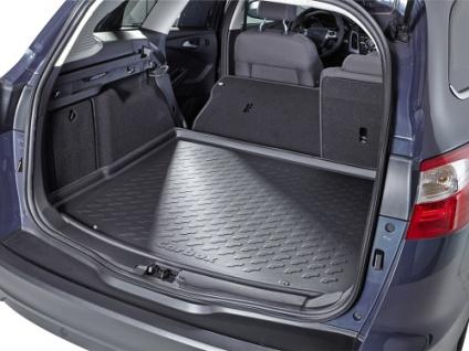 Carbox FORM Kofferraumwanne Skoda Fabia NJ Combi ohne Einlegeboden 01/15-