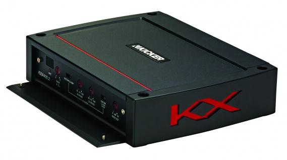 KICKER 2-Kanal Verstärker Class D Stereo Amplifier KXA400.2