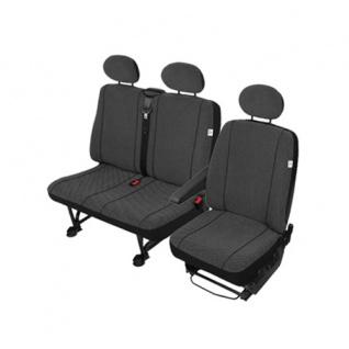 Profi VW Transporter, Crafter, Caravelle, LT Schonbezug Sitzbezüge Sitzbezug Art.:504372/504389-sitz422
