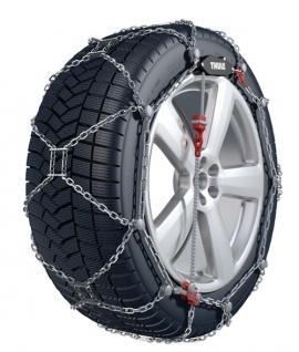 KÖNIG THULE Schneeketten PKW SUV XG-12 Pro Kettengruppe 250 - Reifengröße 9 R15