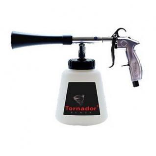 TORNADOR-GUN Z-020S REINIGUNGSPISTOLE BLACK KFZ REINIGUNG 601508