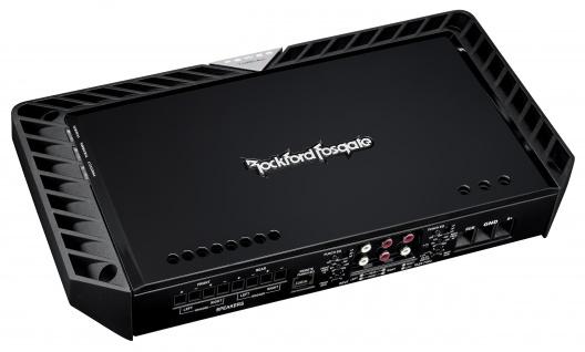 ROCKFORD 4-Kanal Verstärker Digital FOSGATE POWER Amplifier T1000-4ad (EU)