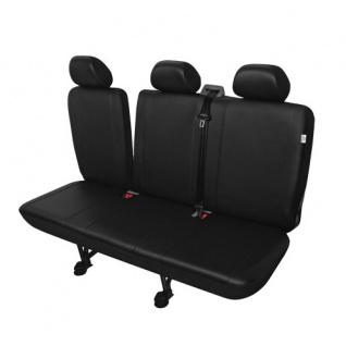 Profi VW Transporter, Crafter, LT Schonbezug Sitzbezüge Sitzbezug Art.:505096-sitz267