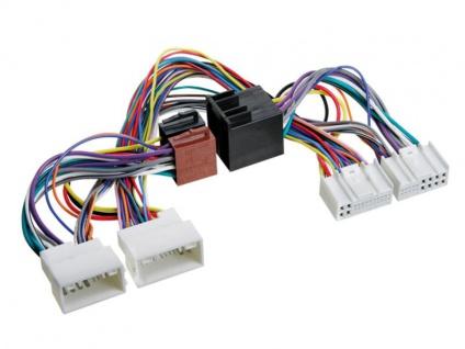 MUSWAY plug&play Anschlußkabel MPK 8 Anschlusskabel für Hyundai und Kia