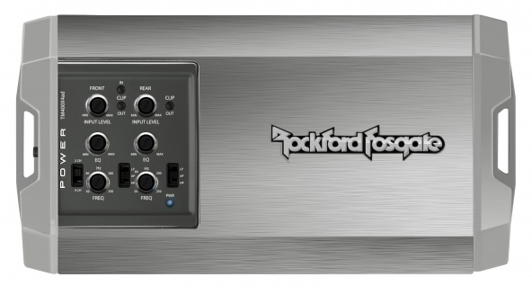Rockford 4-Kanal Verstärker FOSGATE POWER Amplifier TM400x4 AD