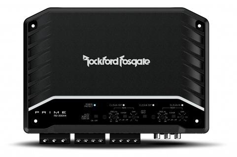 ROCKFORD FOSGATE PRIME 4CH Amp R2-300X4 4-Kanal Verstärker digital