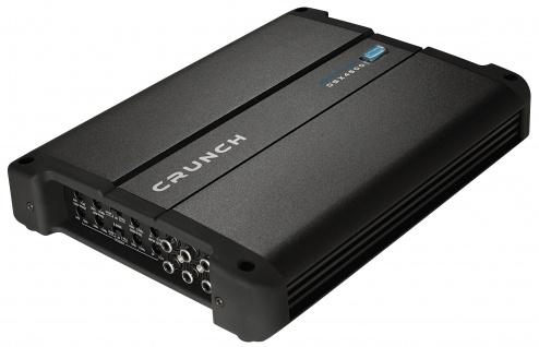 CRUNCH 4-Kanäle Verstärker Endstufe Auto PKW KFZ 1000 Watt DSX 4500