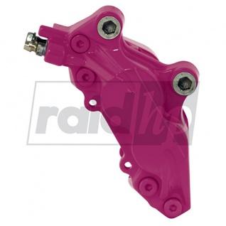 raid hp BREMSSATTELLACK LACK PINK 6-teiliges-Set Bremssattel Lackfarbe