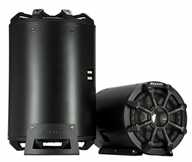 KICKER Bass-Tube CWTB104 Subwoofer Bassreflexbox 25 cm 800 Watt