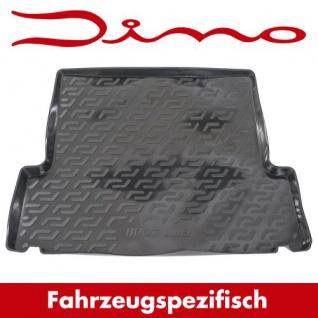 Dino Passform Kofferraumwanne antirutsch-Mazda 6 Typ GH (08-12) Stufenheck