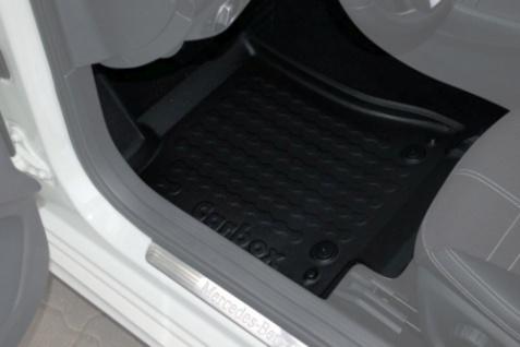 Carbox FLOOR Fußraumschale Gummimatte Fußmatte Mercedes A-Klasse vorne links