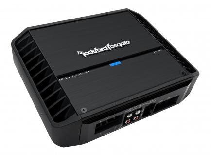 ROCKFORD FOSGATE PUNCH P400X1 EU Monoblock Amp Endstufe Mono Verstärker