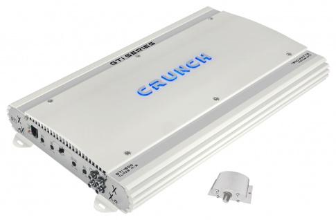 CRUNCH Monoblock Endstufe Verstärker GTI-1500 Bass Amp 1500 Watt
