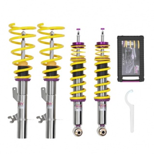 KW Gewindefahrwerk Fahrwerk V3 Variante 3 INOX PORSCHE 911 996 Turbo *35271003