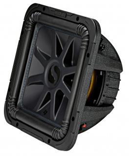 """KICKER 12"""" Solobaric L7 Woofer L7S124 30cm Hifi Subwoofer Bassbox 1500 W MAX"""