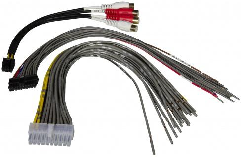 MUSWAY plug&play Kabelset MPK-OWD8 Anschlusskabel für Musway D8 auf offene Enden