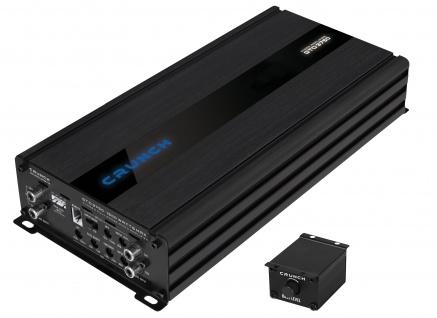 CRUNCH DIGITAL 3CH AMP GTO-3750 3-Kanal Verstärker Endstufe KFZ Auto