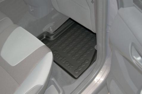Carbox FLOOR Fußraumschale Gummimatte Fußmatte Ford Focus Turnier hinten rechts
