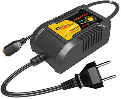 Panther IQLoad 1000 plus Batterie Ladegerät 12V 6V Starthilfe Säurebatterie AGM