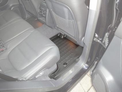 Carbox FLOOR Fußraumschale Gummimatte Fußmatte VW Touareg II hinten rechts