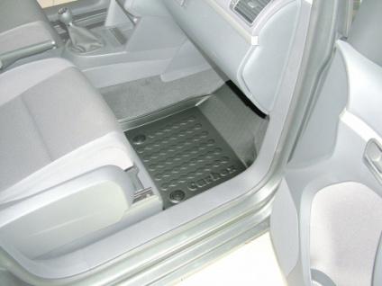 Carbox FLOOR Fußraumschale Gummimatte Fußmatte VW Touran vorne rechts