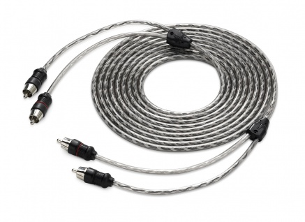 JL AUDIO Cinchkabel XB-CLRAIC2-12 Hochwertiges Cinch-Stereokabel