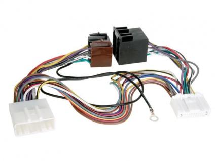 MUSWAY plug&play Anschlußkabel MPK 11 Anschlusskabel Nissan Opel und Renault