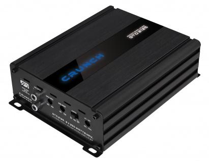 CRUNCH DIGITAL 2CH AMP GTO-2125 2-Kanal Verstärker Endstufe KFZ Auto