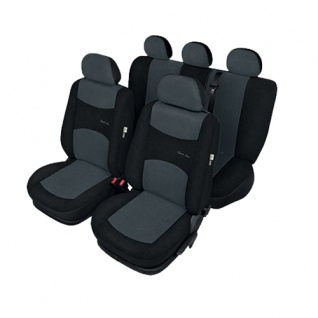 Profi Auto PKW Schonbezug Sitzbezug Sitzbezüge Mitsubishi Outlander