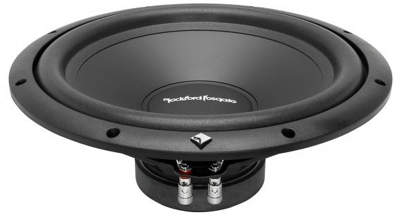 ROCKFORD FOSGATE PRIME Subwoofer R1S4-12 30 cm Subwoofer Bassbox 400 Watt