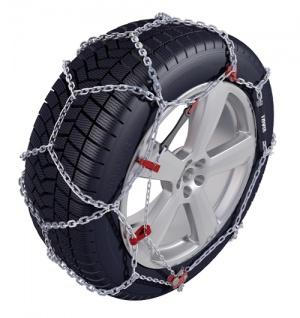 KÖNIG THULE Schneeketten PKW SUV XB-16 Kettengruppe 250 - Reifengröße 245/60 R18