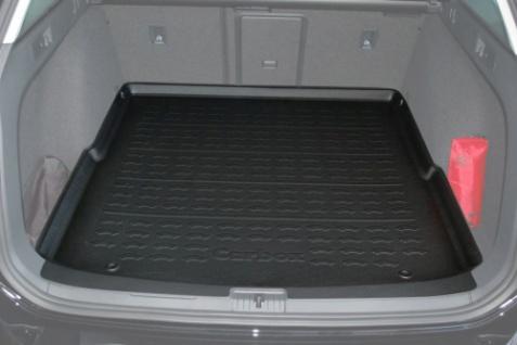 Carbox FORM Kofferraumwanne VW Golf VII Variant mit hohem Ladeboden