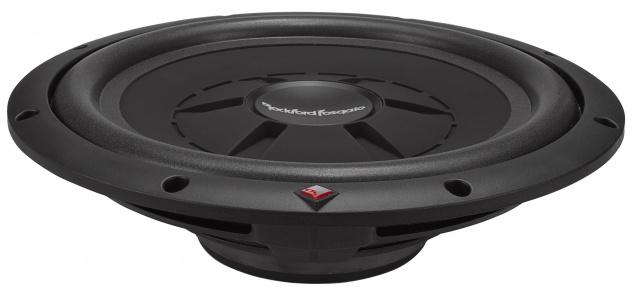 ROCKFORD FOSGATE PRIME Subwoofer R2SD4-12 30 cm Subwoofer Bassbox 500 Watt