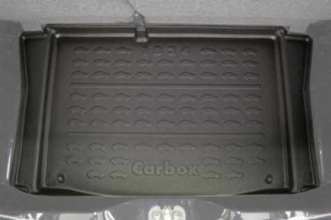 Carbox FORM Kofferraumwanne Laderaumwanne VW UP! / Skoda Citigo / Seat Mii