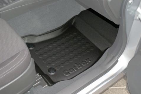Carbox FLOOR Fußraumschale Gummimatte Fußmatte Subaru Forester vorne rechts