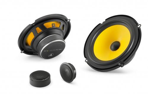 JL AUDIO 16, 5 cm Kompo-System C1-650 2 Wege Kompo Lautsprecher Set Compo Speaker