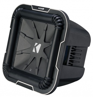 """KICKER 10"""" Q-Class L7 Woofer L7102 25cm Auto Hifi Subwoofer Bassbox 1500 W MAX"""