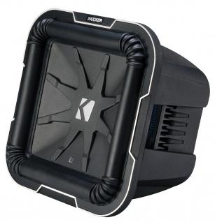 """KICKER 10"""" Q-Class L7 Woofer L7104 25cm Auto Hifi Subwoofer Bassbox 1500 W MAX"""